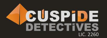 CÚSPIDE DETECTIVES